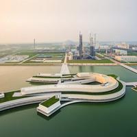 Álvaro Siza új irodaépülete Kínában