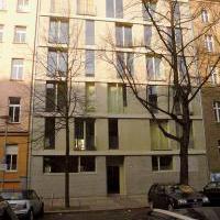 Berlin, Anklamer Straße 52 ismét - interjú az építészekkel