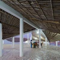 THREAD műteremház, Szenegál (Toshiko Mori)