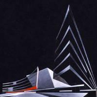 Zaha Hadid: Cardiff operaház (1994)
