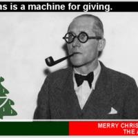 Építész-karácsony