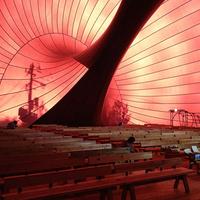 Anish Kapoor buborékja Japánban