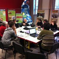 Lille: közösségi építkezés, magyar résztvevővel