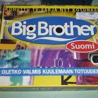 Big Brother társasjáték