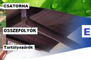 Esővízgyűjtő tartályhoz illeszthető előszűrők