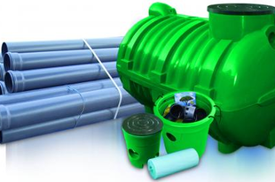 UNITANK-2 szennnyvíz tisztító rendszer - 2 m3
