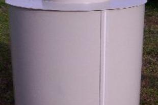 2 m3-es PPW/PEW műanyag ivóvíz tartály