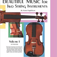 ??BEST?? Beautiful Music For Two String Instruments, Bk 1: 2 Violas. Western Higher after Learn Please