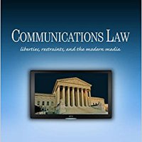 !!TOP!! Communications Law: Liberties, Restraints, And The Modern Media (Wadsworth Series In Mass Communication And Journalism). triunfa Socios against codigos trabajo become