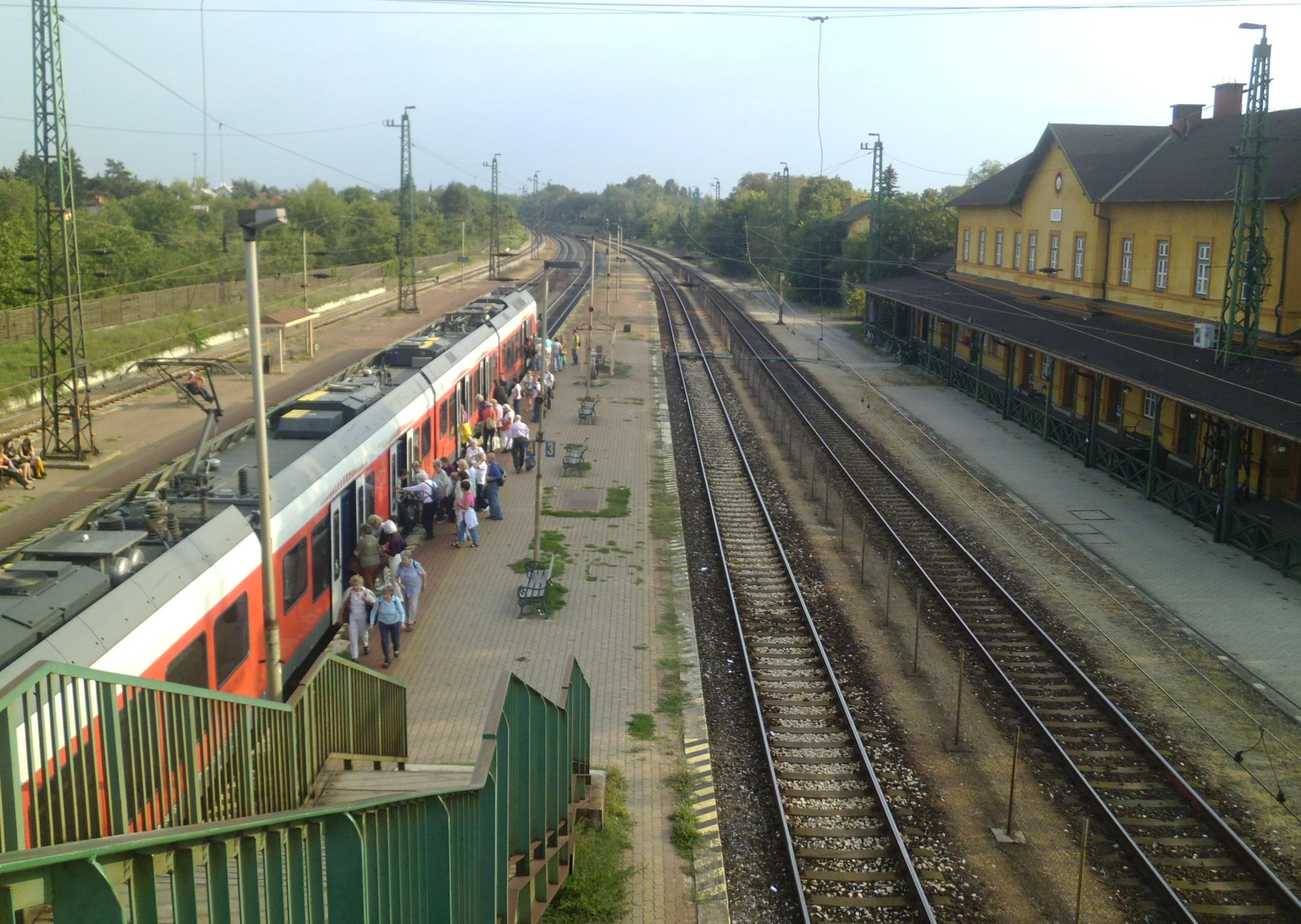 tata vasútállomás térkép Hogyan jussunk el Tatára?   Tatai Barangolások