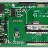 Elkészült az AVR-DUINO/LV modul!