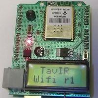 AVR-Duino WiFi Shield - az első képek!