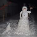 Építsetek hóembert... és hókutyát!