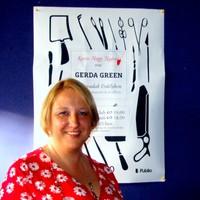 Interjúhétfő - Vendégszerző: Kocsis Nagy Noémi/Gerda Green