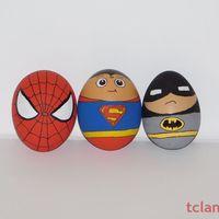 Várjátok ilyen tojásokkal a kis locsolókat!
