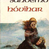 Ezt olvastam - Margit Sandemo: Jéghegyek népe - Hóvihar
