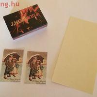 Filléres karácsonyfadísz és ötletes ajándékkártya