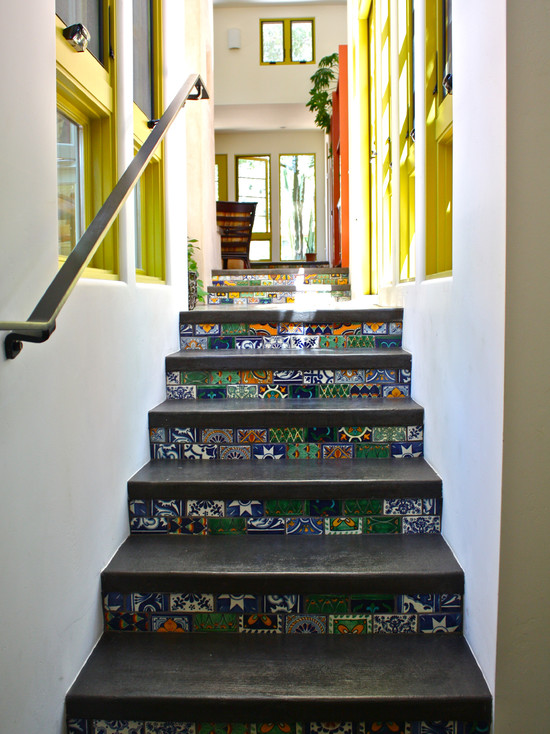 wonderful-transitional-staircase-with-floor-tiles-stairs-for-artistic-accent.jpg