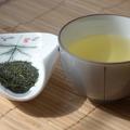 Csészeavatás japán senchával