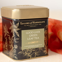 Good Luck Green Leaf Tea, avagy a szerencsét hozó!