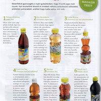 Jeges teák tesztje a Stahl magazinban!