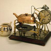 Tea – robotizálva