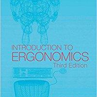 ^PORTABLE^ Introduction To Ergonomics, Third Edition. Bryan English Tracy Comite viaje