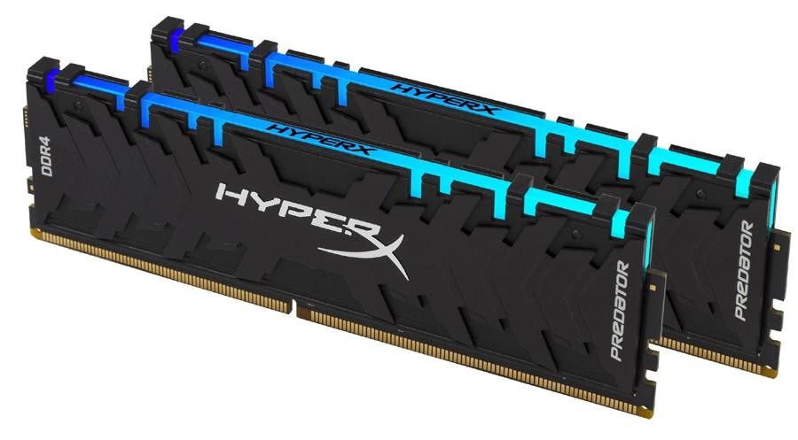 Szines egyéniség, HyperX DDR4 memória