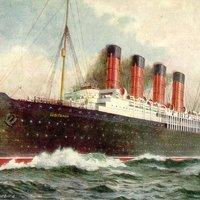 Legkedvesebb hajóim - Az RMS Lusitania (1907) 1. rész