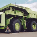 A világ 5 legnagyobb bányadömpere