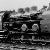 Vaskerekű erőművek - a gőzturbinás mozdonyok 1. rész