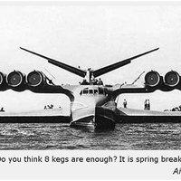 A Kaszpi-tenger kalózai - A szovjet ekranoplánok