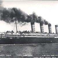 Legkedvesebb hajóim - Az RMS Lusitania (1907) 2. rész