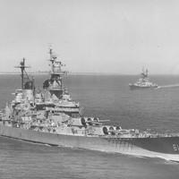 Az Iowa osztályú csatahajók
