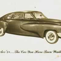 1948 Tucker Sedan -