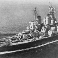 Az Iowa osztályú csatahajók, 5. rész