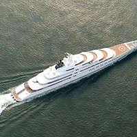 5 híres jacht