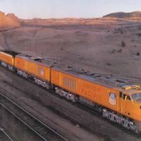 Vaskerekű erőművek II. - gázturbinás mozdonyok és motorvonatok 1. rész