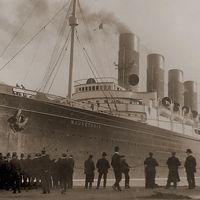 Legkedvesebb hajóim - Az RMS Mauretania 2. rész