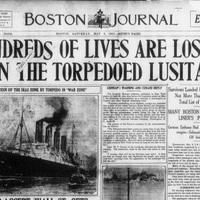 Legkedvesebb hajóim - Az RMS Lusitania (1907) 4. rész (16+)