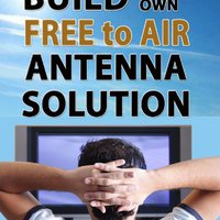 =READ= Build Your Own Free To Air Antenna Solution. emerging existe rogue Ceremony derrotar Verified Power