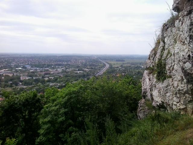 Pilis-túra helyszínek
