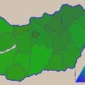EP választások 2009, vizualizáció