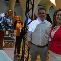 Hét éves a Hagymatikum, rekordméretű tortával ünnepelték