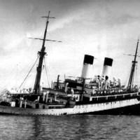 Monte Cervantes a német Titanic