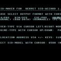 C64 hangszerelés