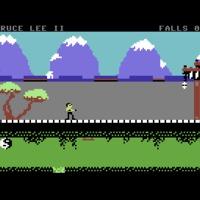 Bruce Lee II - egy új C64 játék