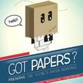 Nincs papír?