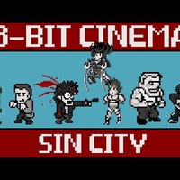 8-bit Sin City