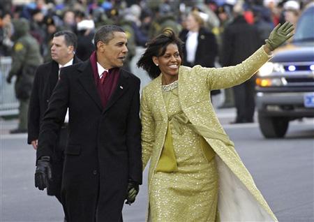 Sasha Obama lélegzetelállító ruhában ment a szalagavatójára